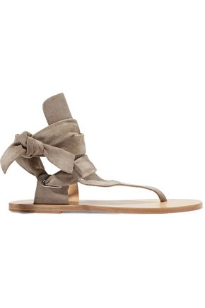 RAG & BONE Mara suede sandals