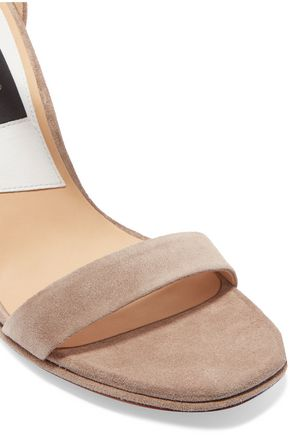 RAG & BONE Tamira suede sandals