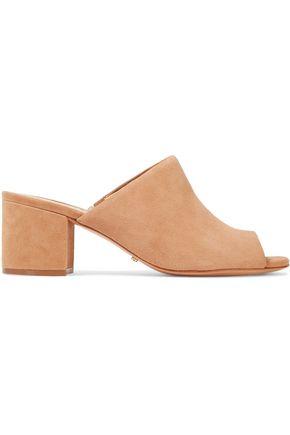 SCHUTZ Timon suede sandals