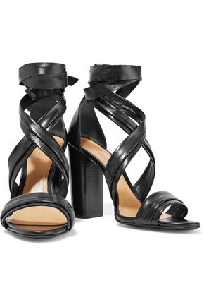 SCHUTZ Dream leather sandals