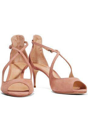 SCHUTZ Zach nubuck sandals