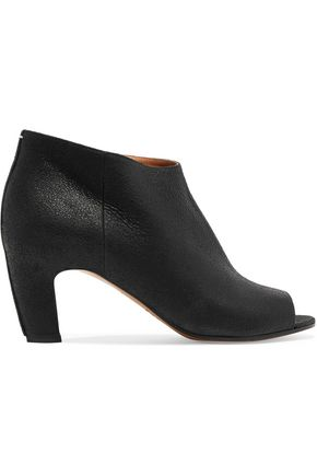 MAISON MARGIELA Textured-leather ankle boots