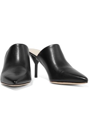 3.1 PHILLIP LIM Kiddie leather mules