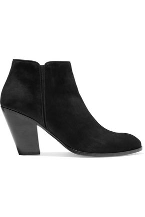 GIUSEPPE ZANOTTI DESIGN Suede ankle boots