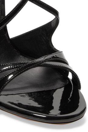 CASADEI Patent-leather pumps