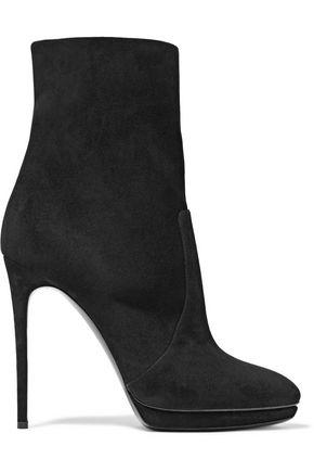CASADEI Suede boots