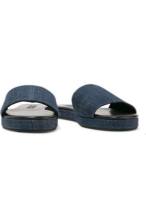 NEWBARK Frankie denim sandals