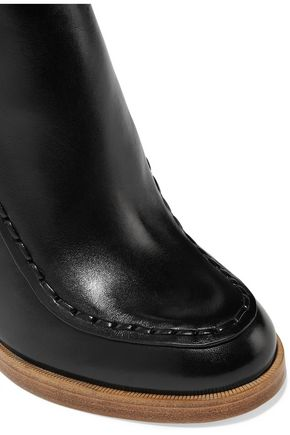 3.1 PHILLIP LIM Jasper leather ankle boots