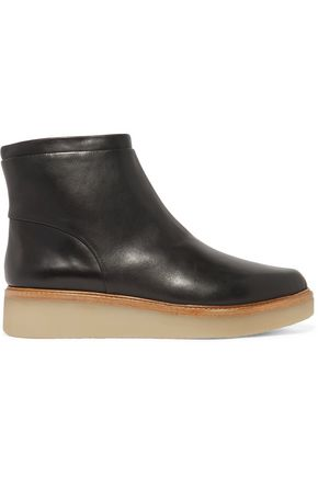 DKNY Kimmie leather ankle boots