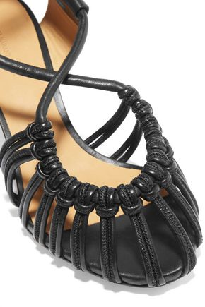 ISABEL MARANT ÉTOILE Milly leather sandals
