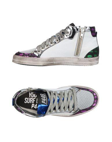 P448 Sneakers & Tennis montantes femme