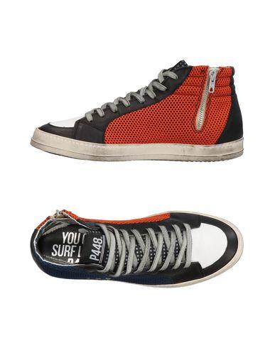 P448 Sneakers & Tennis montantes homme
