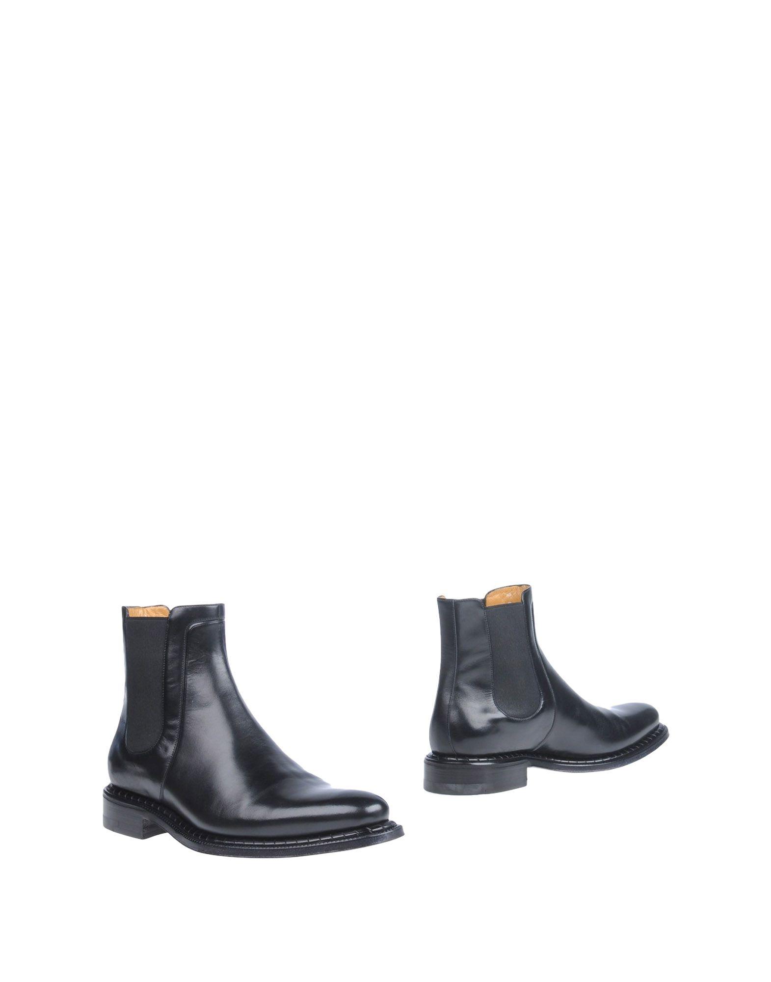 A.TESTONI Полусапоги и высокие ботинки magazzini del sale полусапоги и высокие ботинки