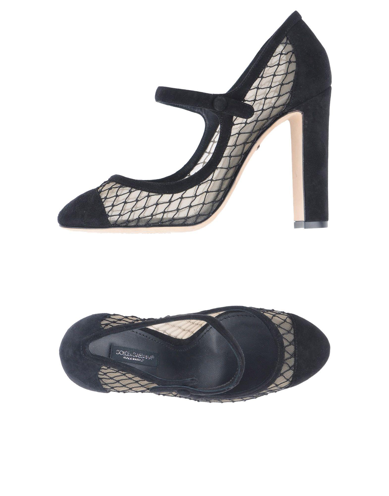 купить DOLCE & GABBANA Туфли дешево