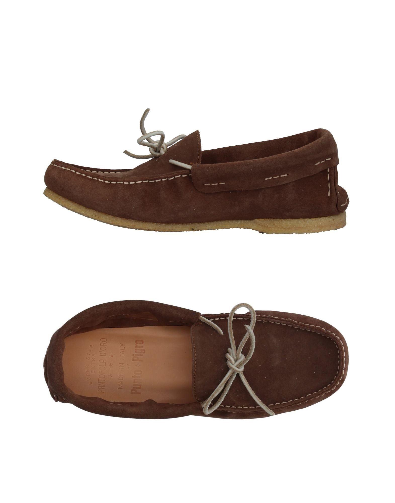 ФОТО pantofola d'oro мокасины
