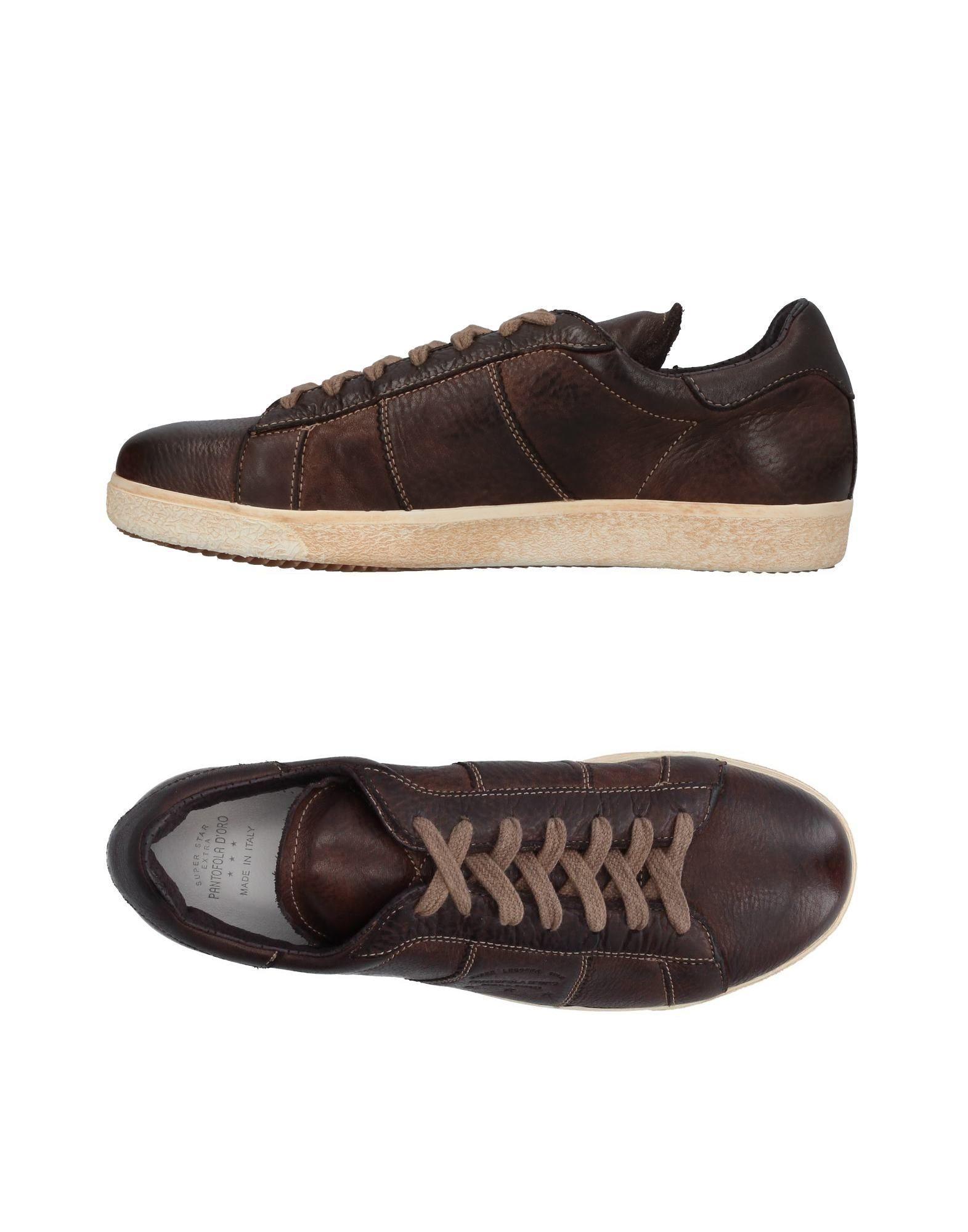 PANTOFOLA D'ORO Низкие кеды и кроссовки цены онлайн