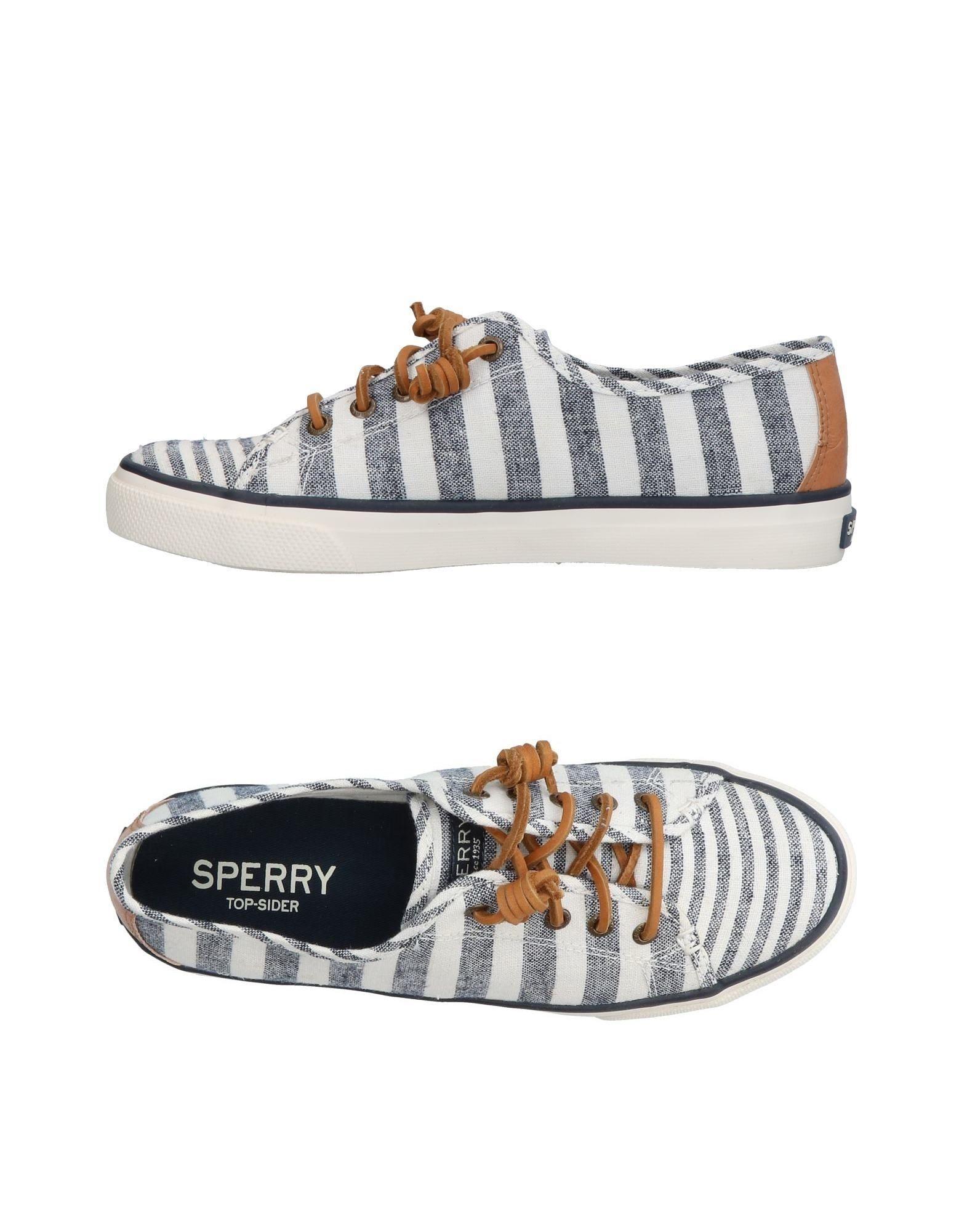 купить SPERRY TOP-SIDER Низкие кеды и кроссовки дешево