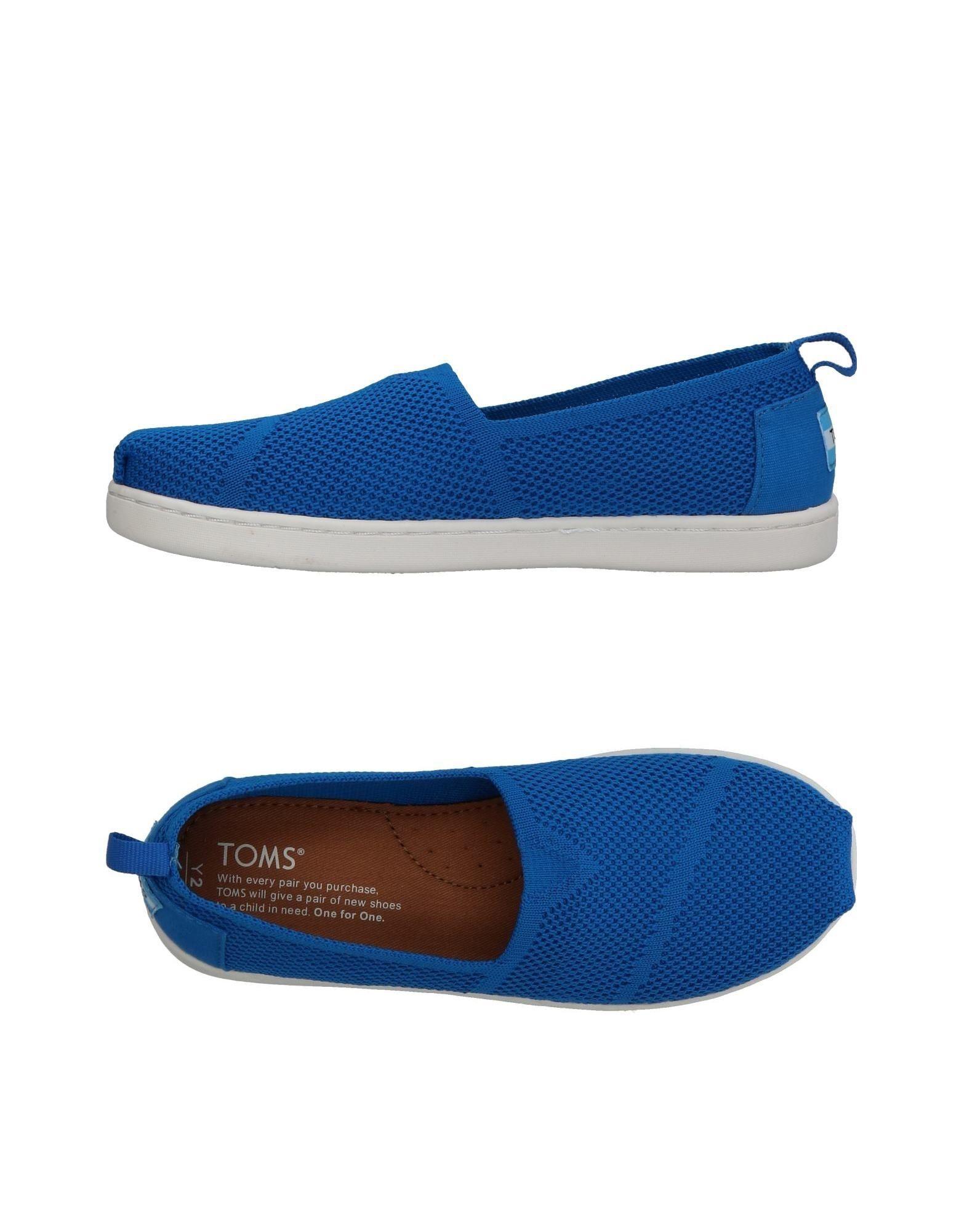 TOMS Низкие кеды и кроссовки кеды кроссовки низкие element topaz navy paisley