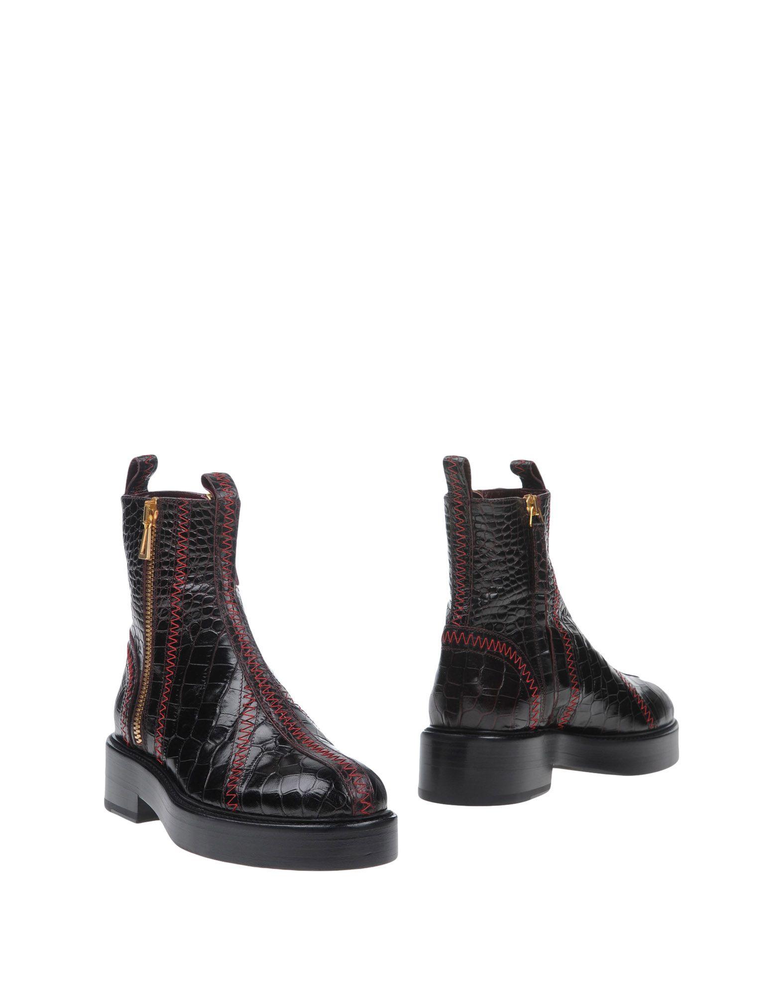 ELLERY Полусапоги и высокие ботинки ellery