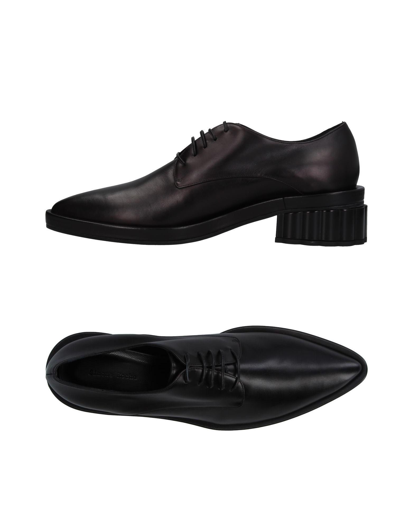 цена SIMONE ROCHA Обувь на шнурках онлайн в 2017 году