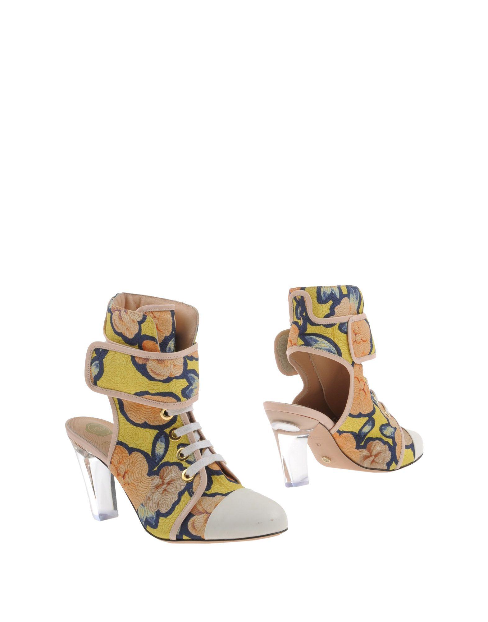 VIKTOR & ROLF Полусапоги и высокие ботинки
