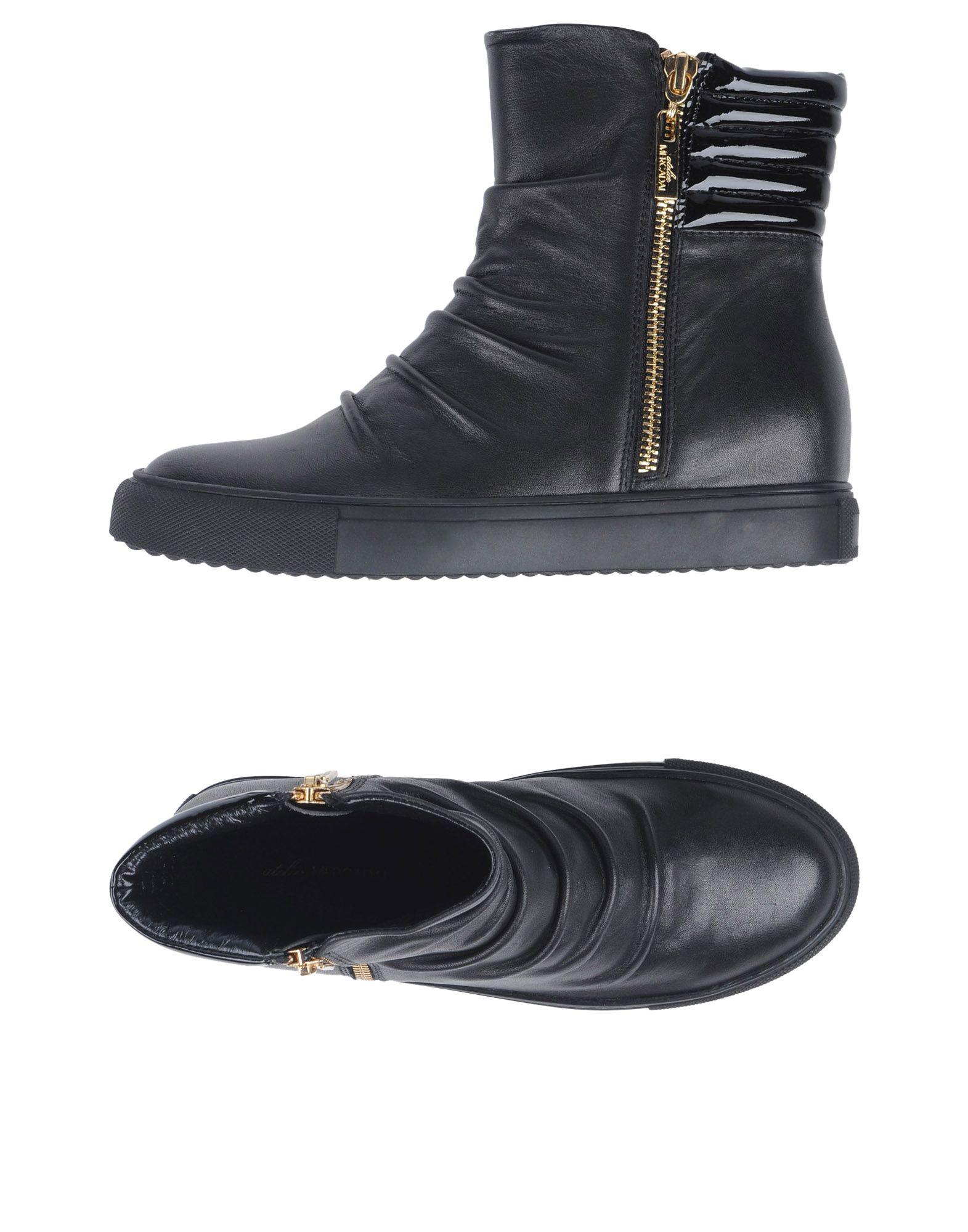 ATELIER MERCADAL Полусапоги и высокие ботинки цены онлайн