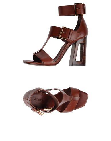 Купить Женские сандали VIC MATIĒ коричневого цвета