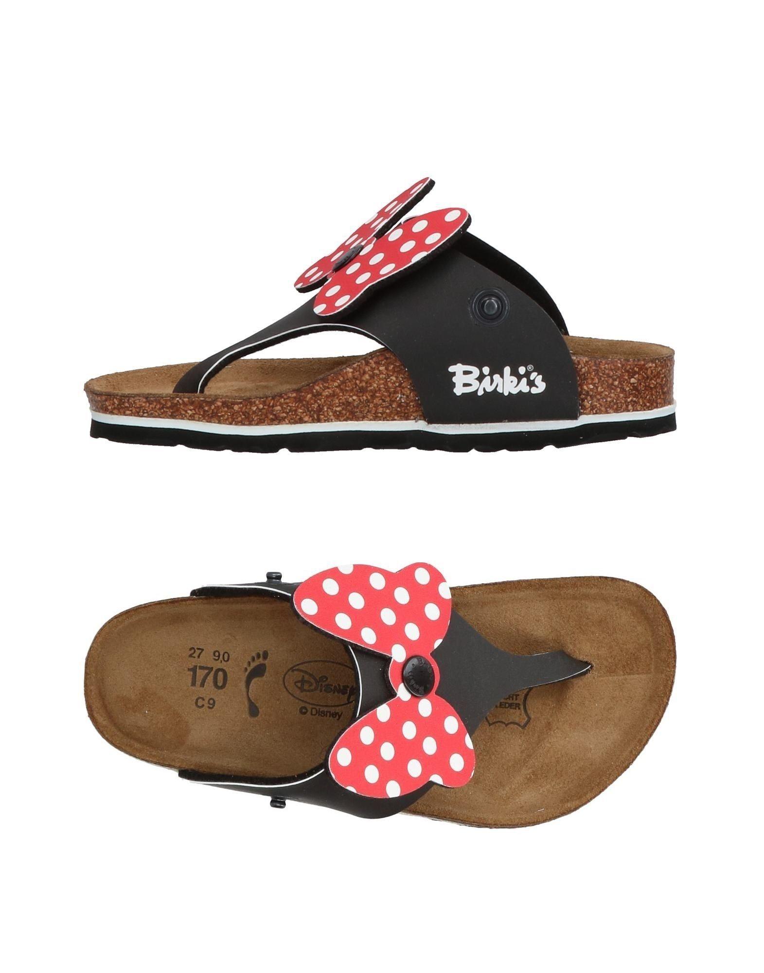 BIRKIS Toe strap sandals