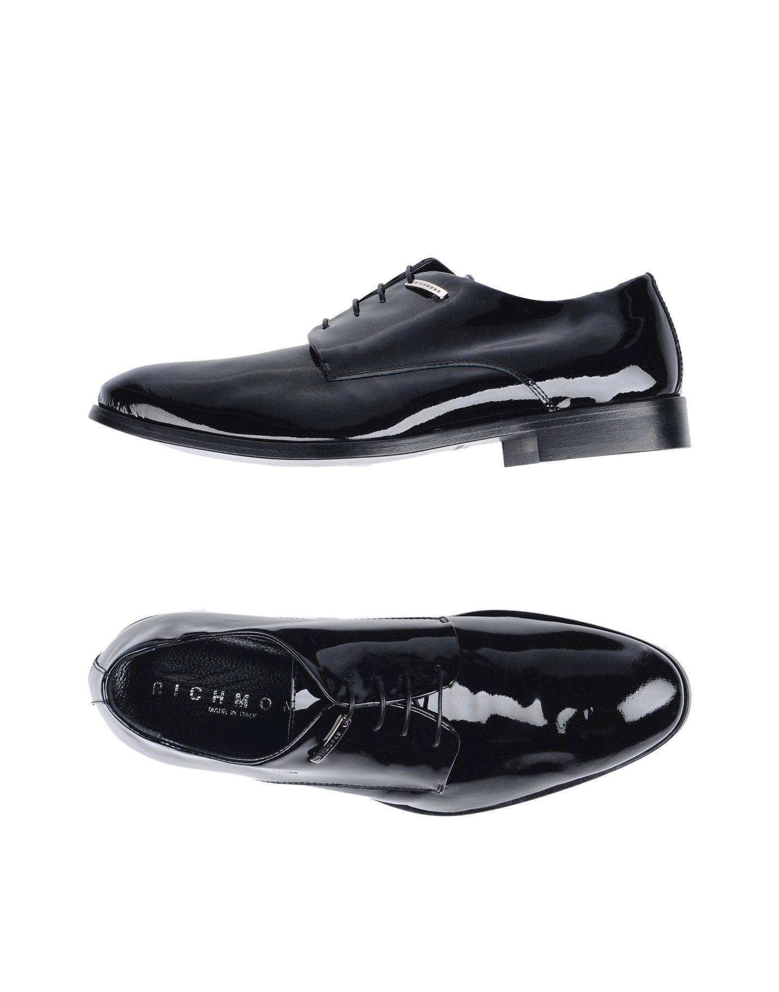 RICHMOND Обувь на шнурках цены онлайн