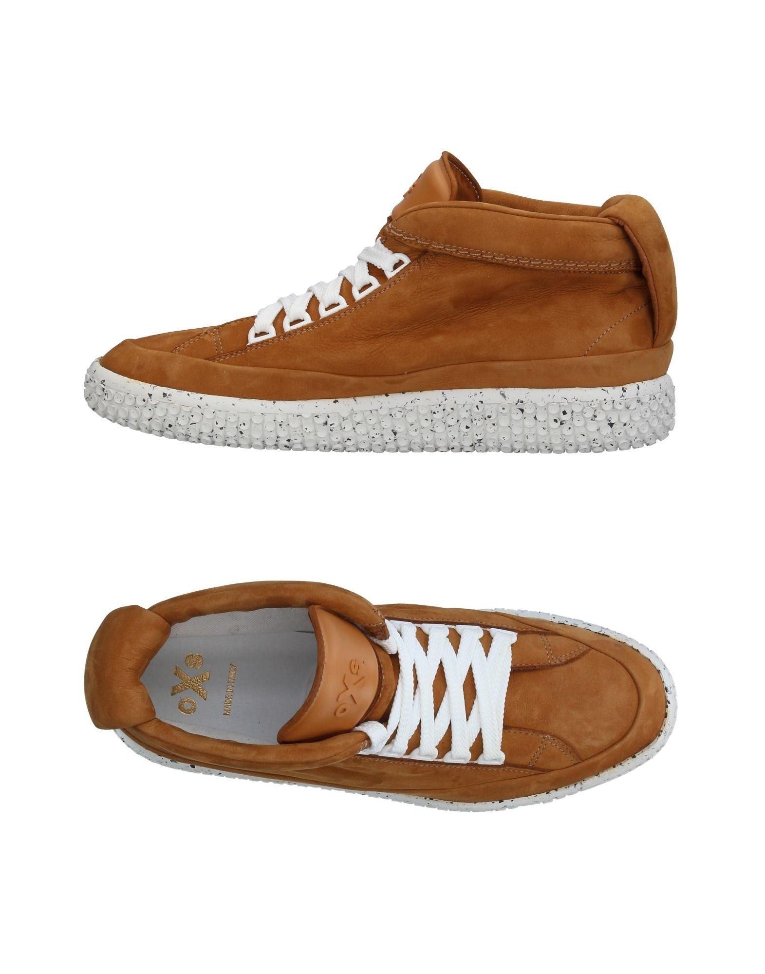 Фото O.X.S. Высокие кеды и кроссовки. Купить с доставкой