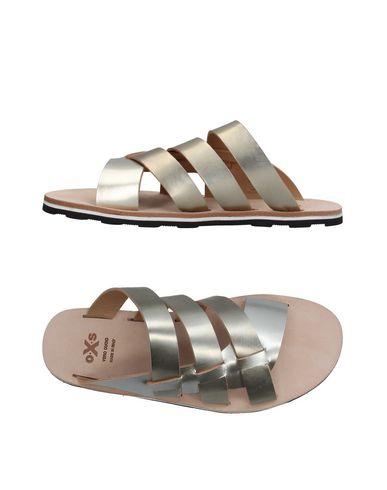 Купить Женские сандали O.X.S. цвет платиновый