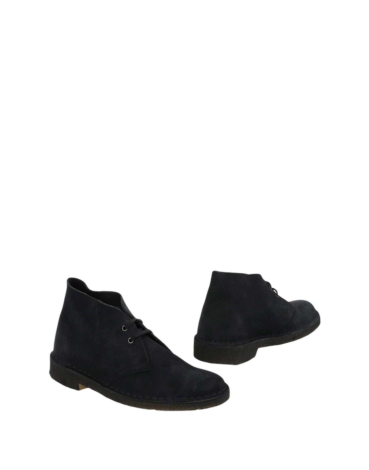 CLARKS ORIGINALS Полусапоги и высокие ботинки clarks полусапоги и высокие ботинки