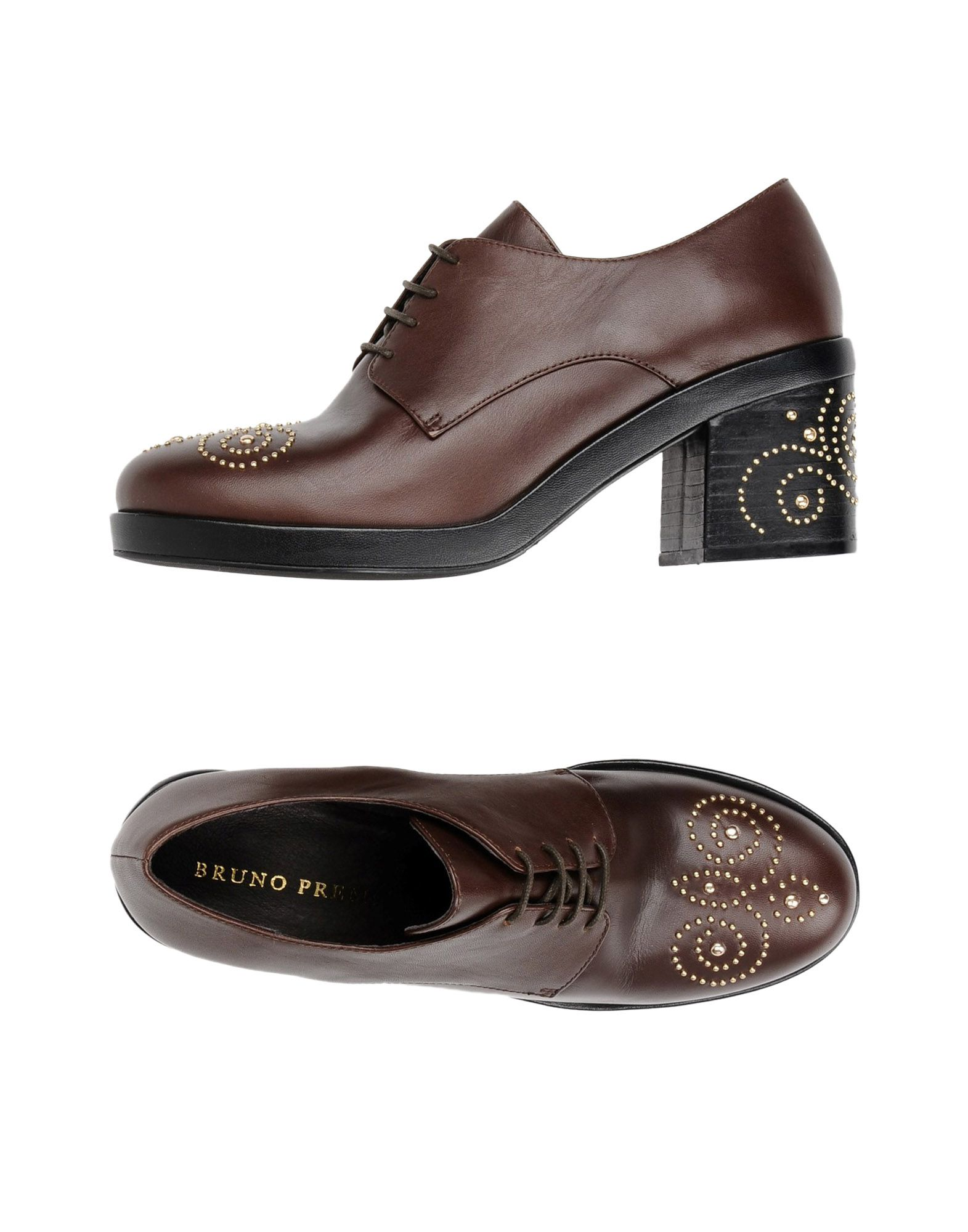 BRUNO PREMI Обувь на шнурках цены онлайн