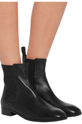 IRIS AND INK Leather ankle boots