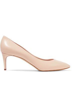 CASADEI Duse leather pumps
