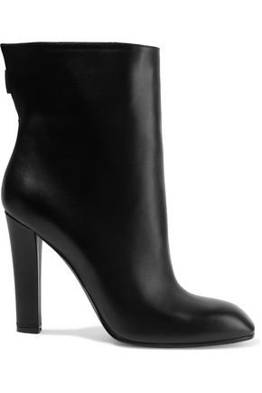 AGNONA Leather boots