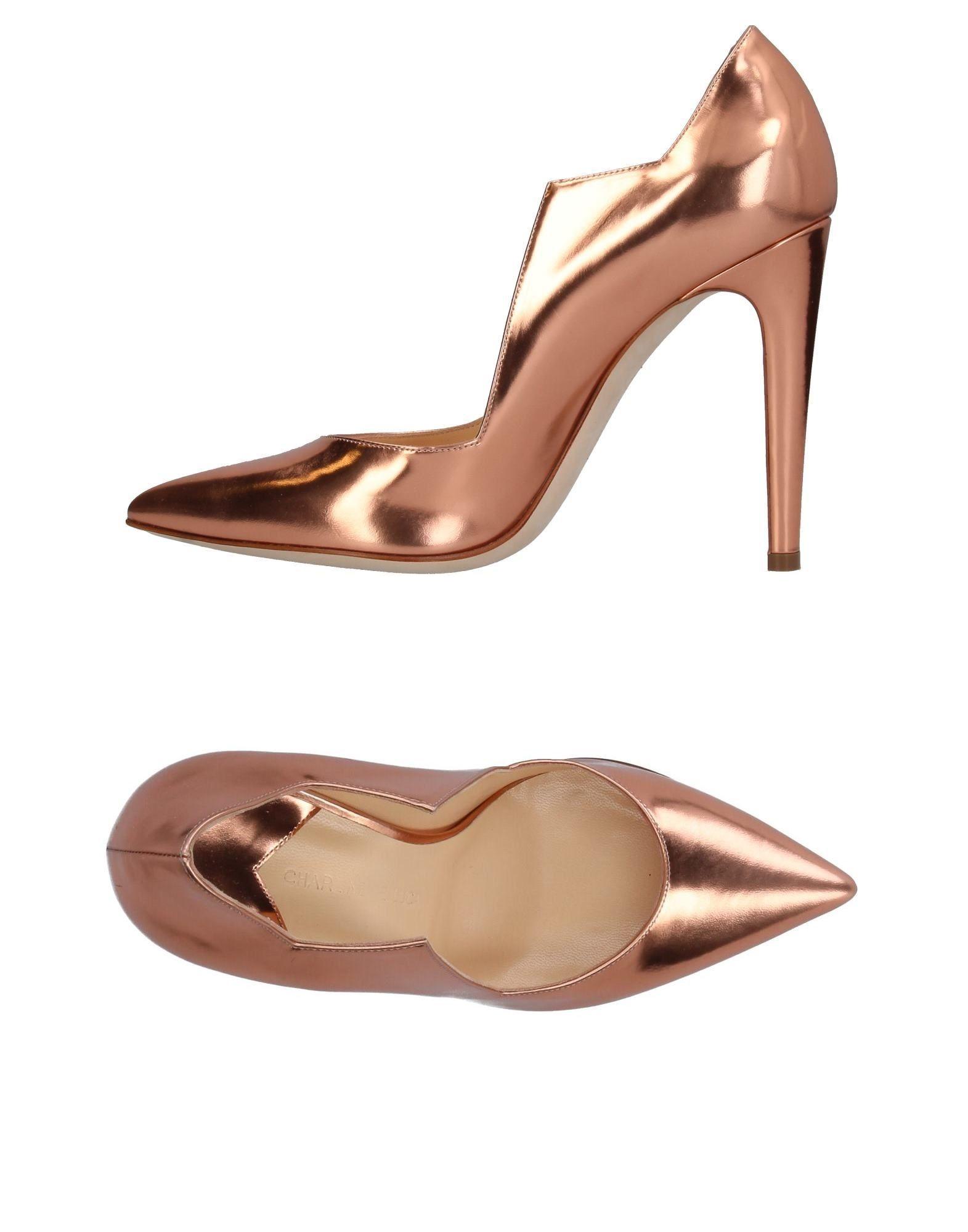 где купить  CHARLINE DE LUCA Туфли  по лучшей цене