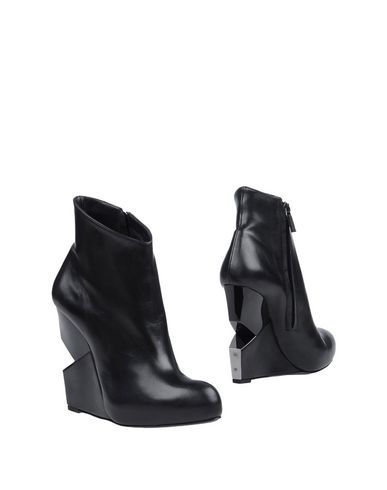 zapatillas CHARLINE DE LUCA Botines de ca?a alta mujer