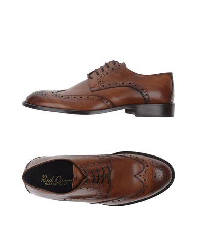 Фото - Обувь на шнурках от RED CARPET коричневого цвета