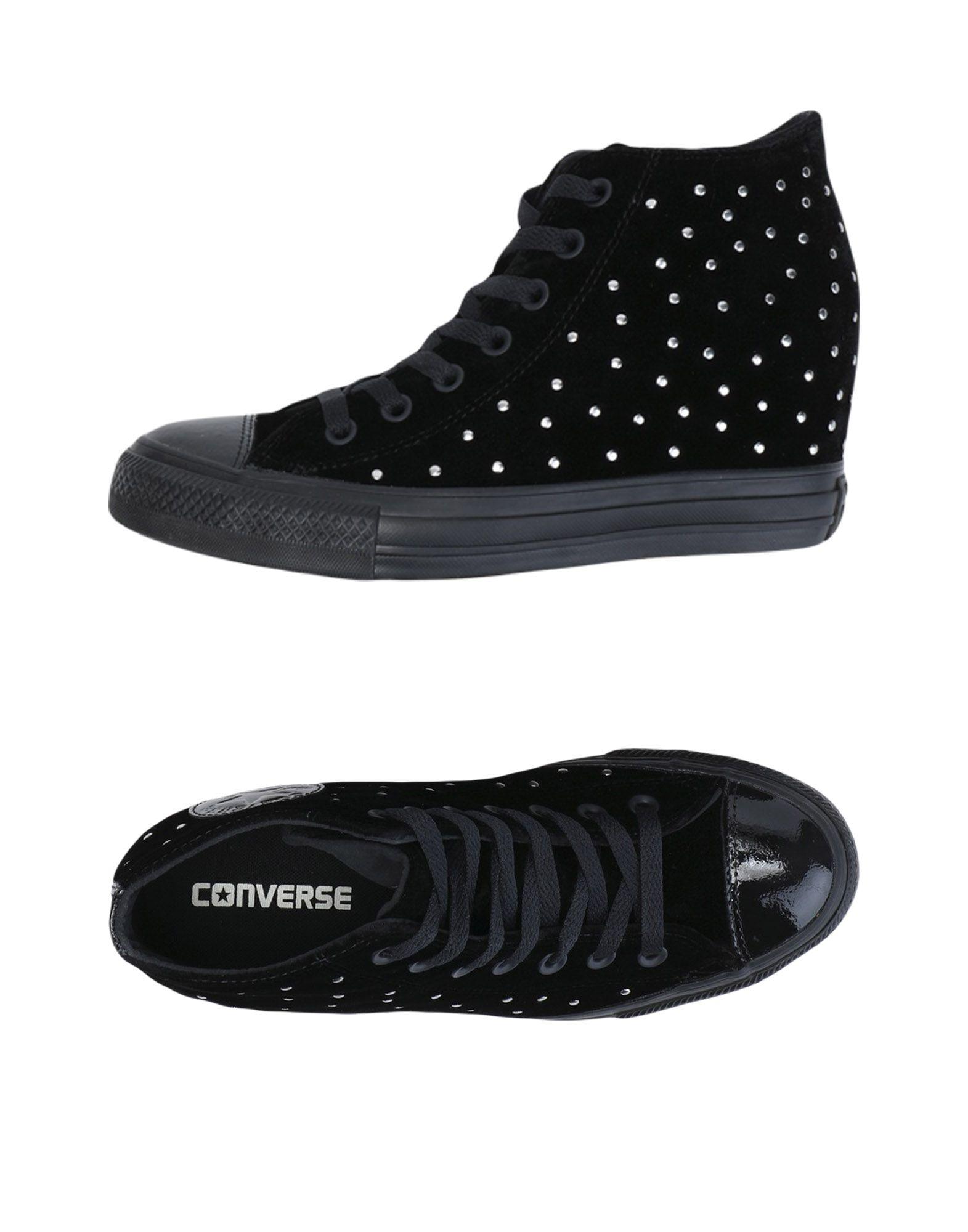 CONVERSE ALL STAR Высокие кеды и кроссовки converse limited edition высокие кеды и кроссовки