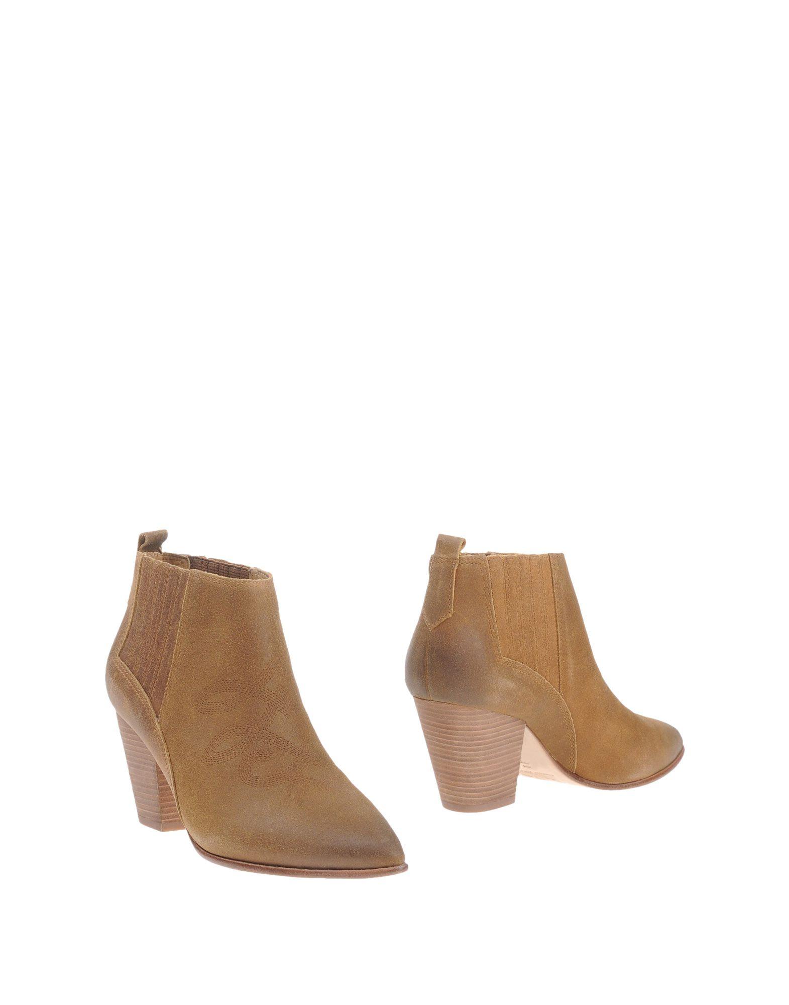 где купить BELLE BY SIGERSON MORRISON Полусапоги и высокие ботинки по лучшей цене