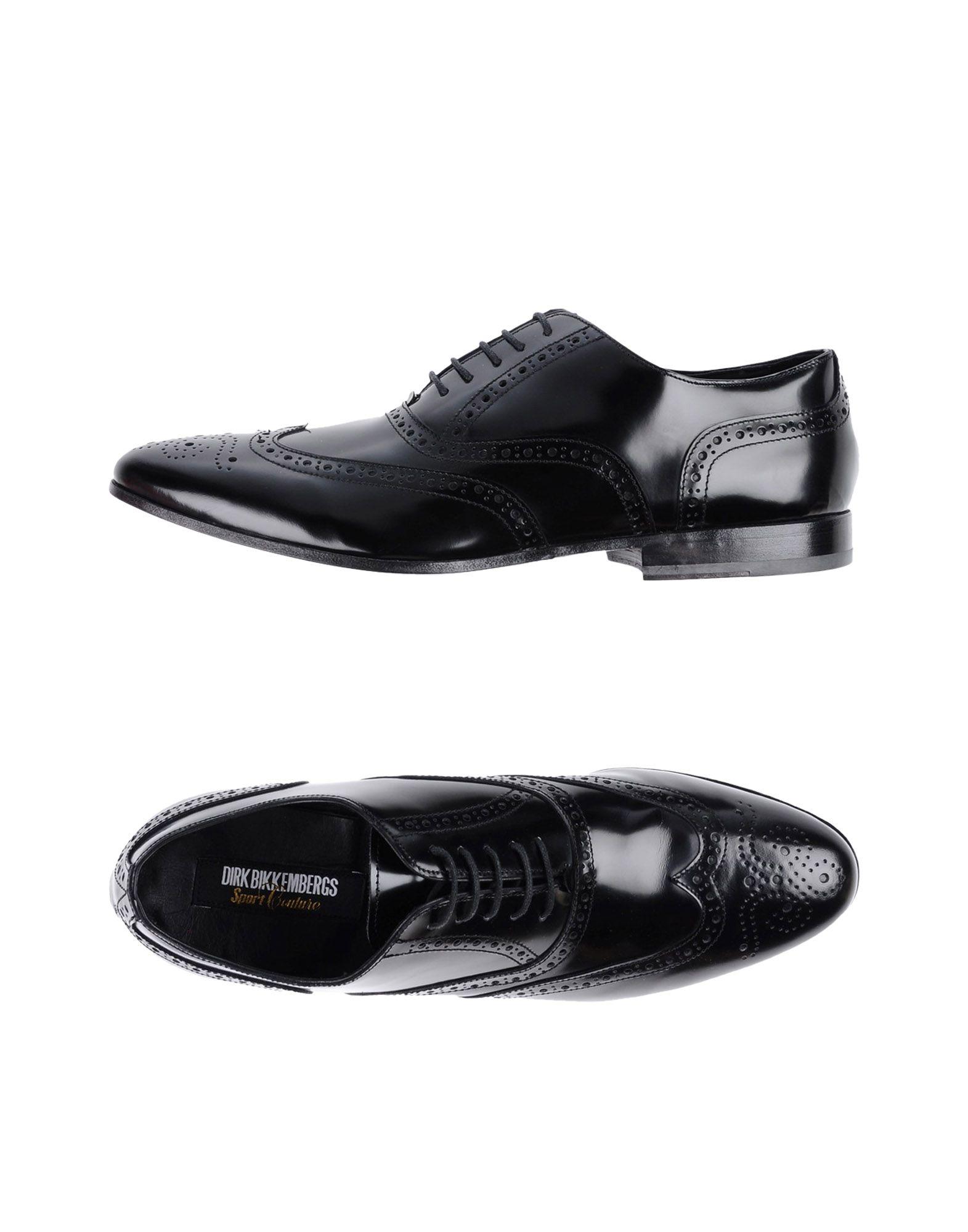 DIRK BIKKEMBERGS SPORT COUTURE Обувь на шнурках dirk bikkembergs w15073182245