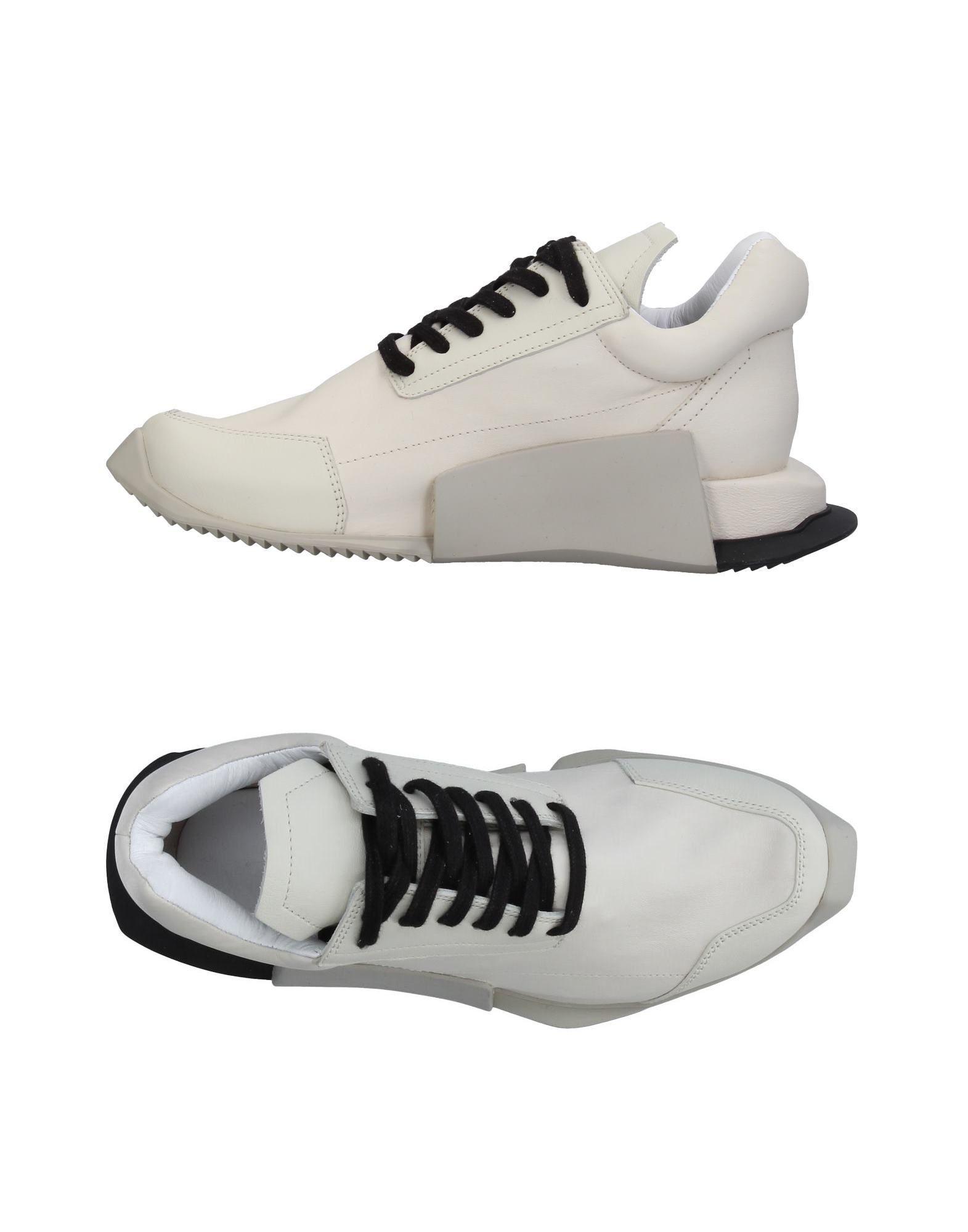 Фото RICK OWENS x ADIDAS Низкие кеды и кроссовки. Купить с доставкой