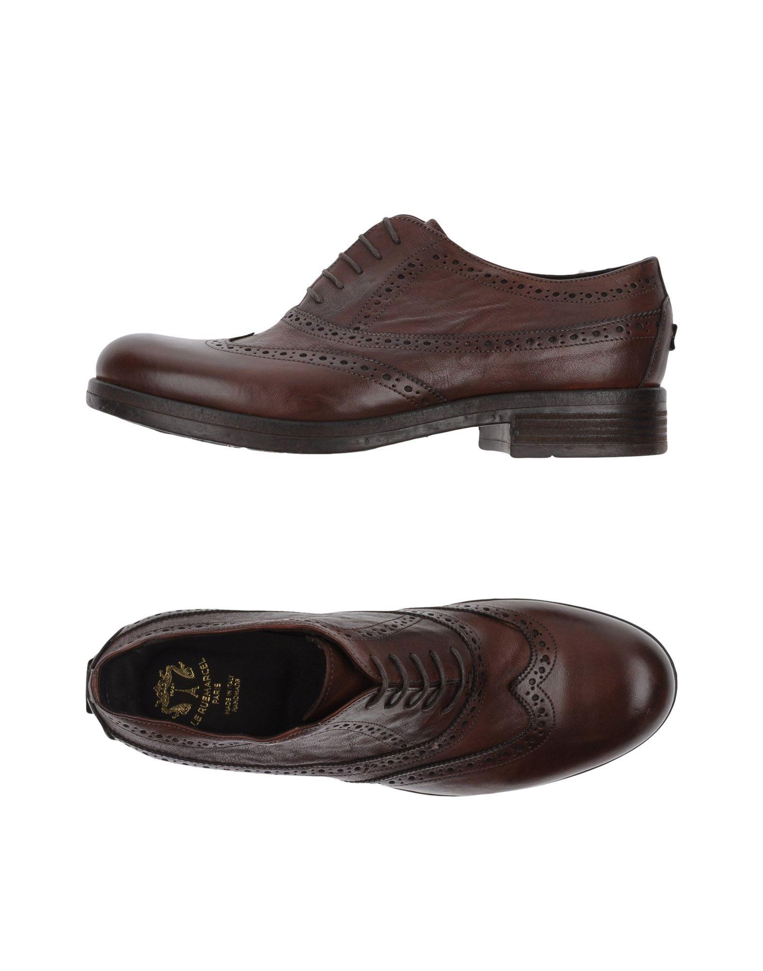 где купить LE RUEMARCEL Обувь на шнурках по лучшей цене