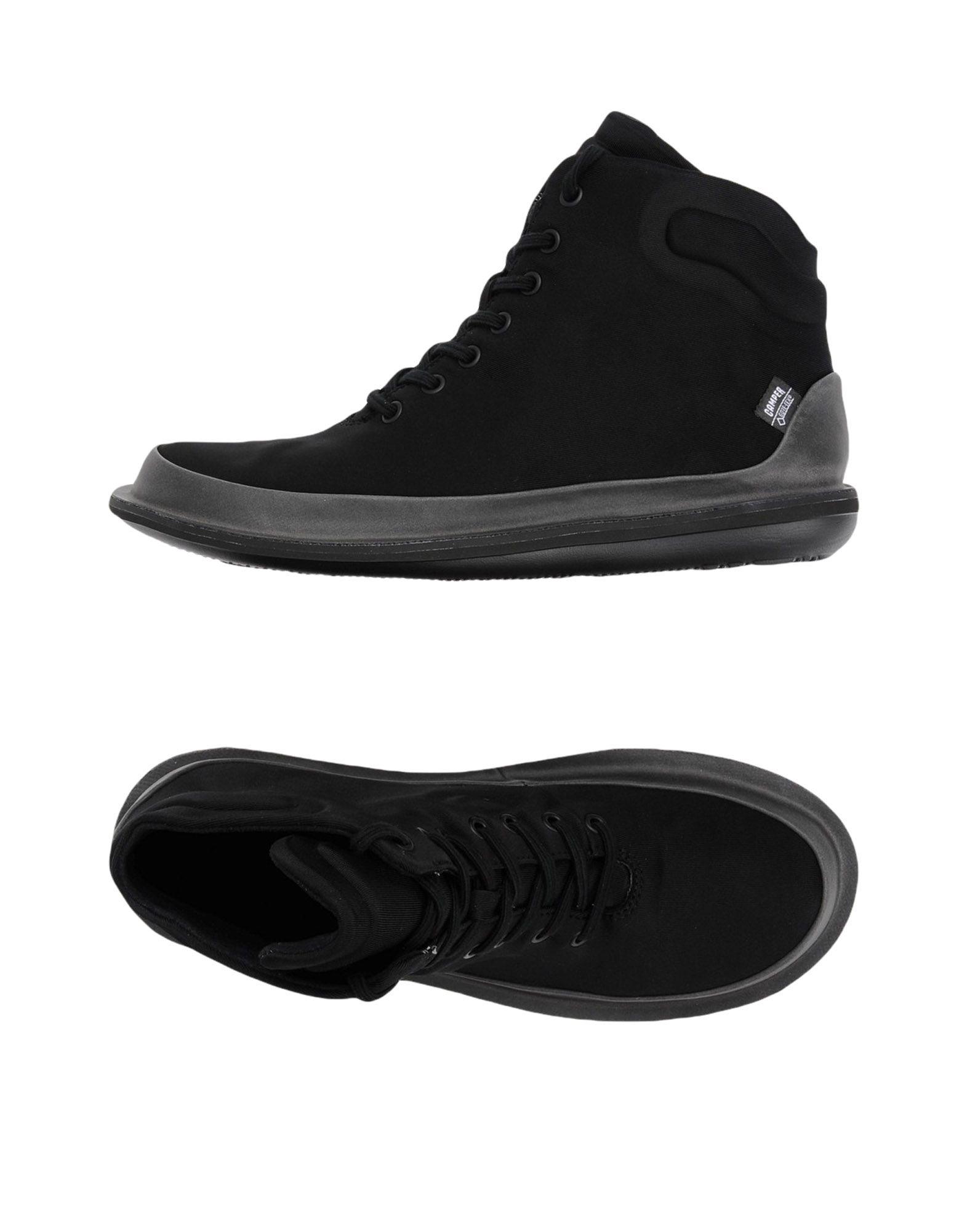 CAMPER Высокие кеды и кроссовки туфли camper camper ca555amsbg43