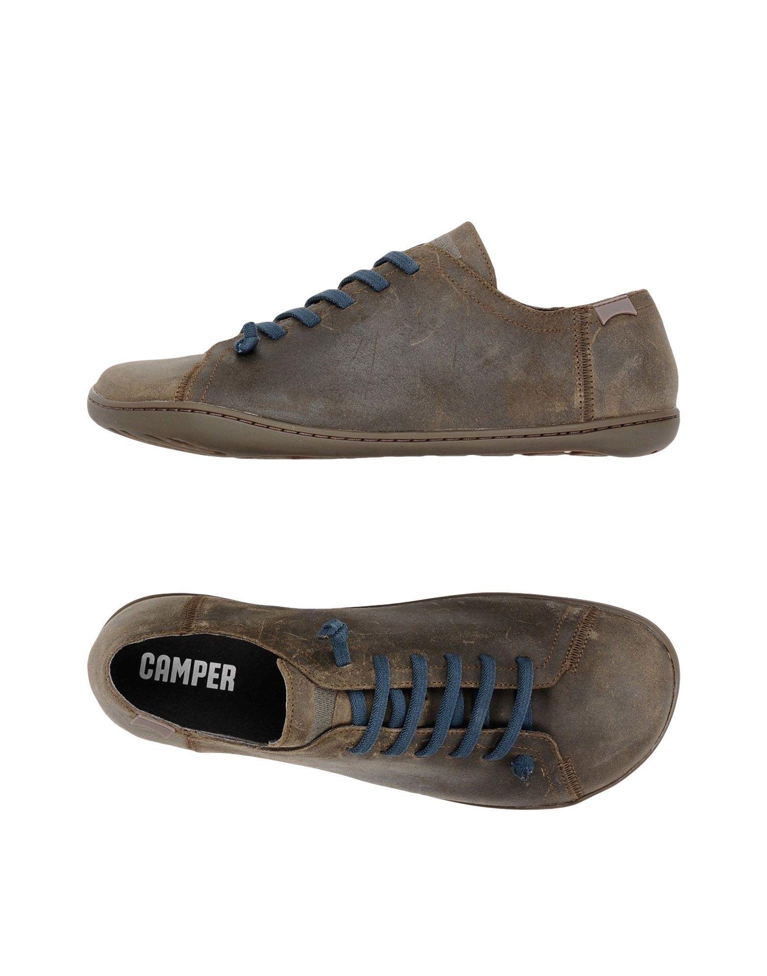 CAMPER Низкие кеды и кроссовки кроссовки и кеды