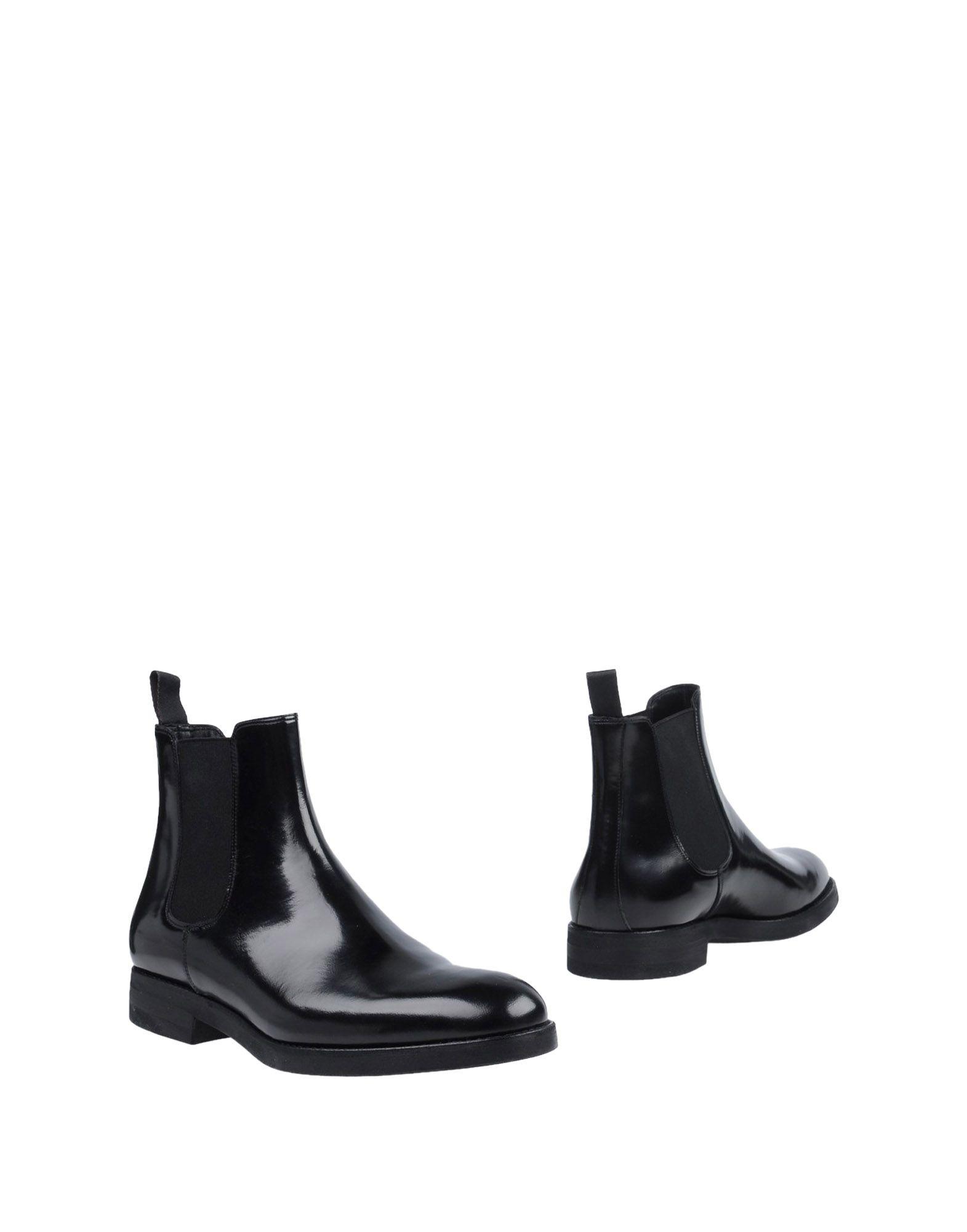 J. HOLBENS Полусапоги и высокие ботинки цены онлайн