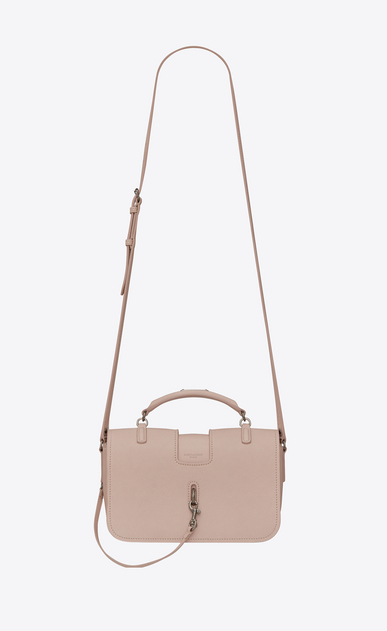 SAINT LAURENT Charlotte Donna Borsa CHARLOTTE Medium in pelle rosa a_V4