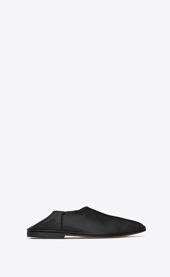 Fez convertible slipper - Black Saint Laurent xkI683kyT