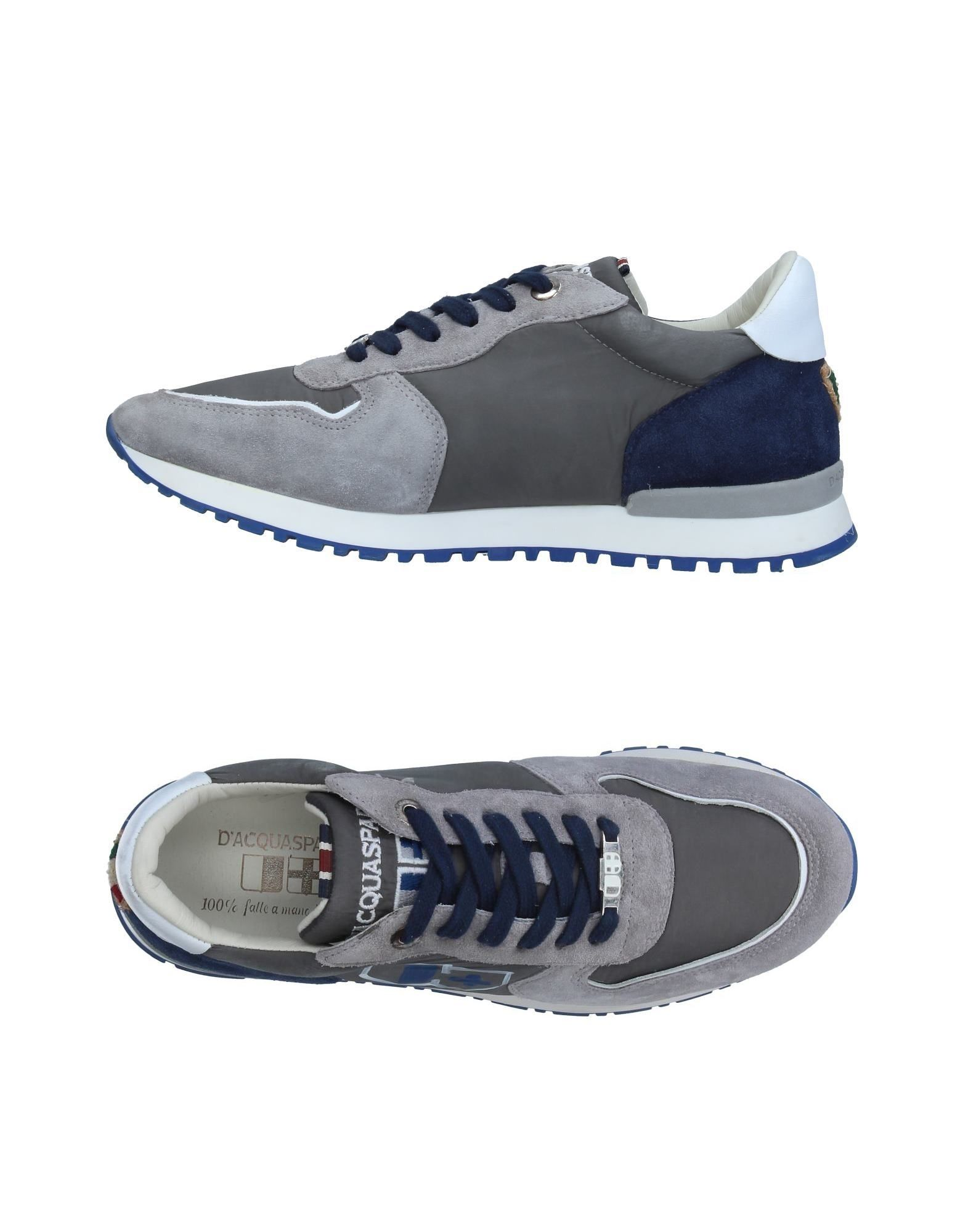 D'ACQUASPARTA Низкие кеды и кроссовки pierre hardy низкие кеды и кроссовки